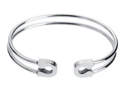 Dames spang armband endless